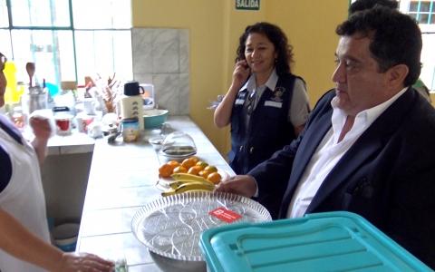 TALLER: QUIOSCOS Y CAFETINES ESCOLARES SALUDABLES